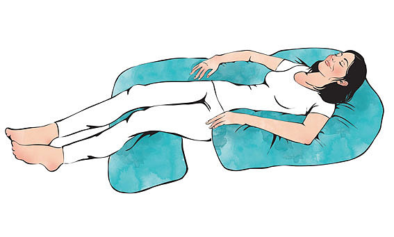 Подушка для всего тела