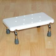 Ступень для ванны платформа белая KJT568S, FS568S